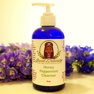 Honey Peppermint Cleanser